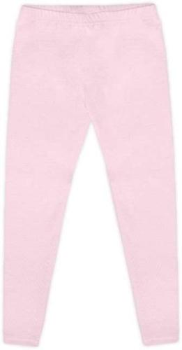 Children's leggings, light pink