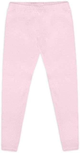 Legíny dětské, světle růžová 104