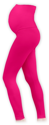 maternity long leggins pink
