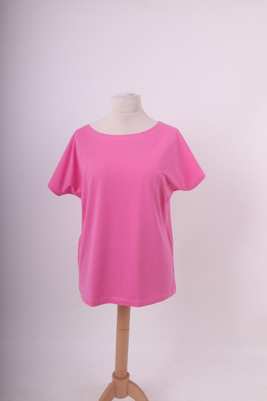 Dámské tričko nikola, růžové , l/xl