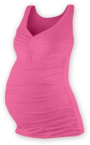 Tehotenské tielko Tatiana, ružové