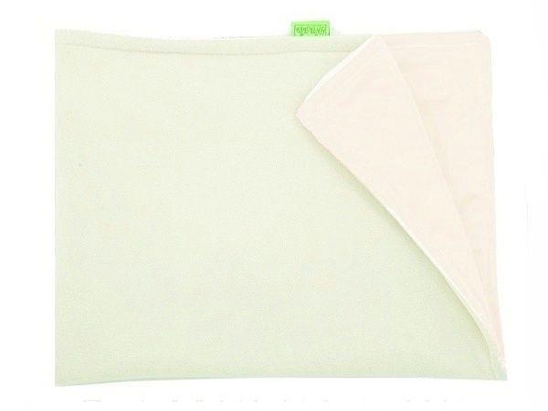 Měkká přebalovací podložka, bílá 50x70cm