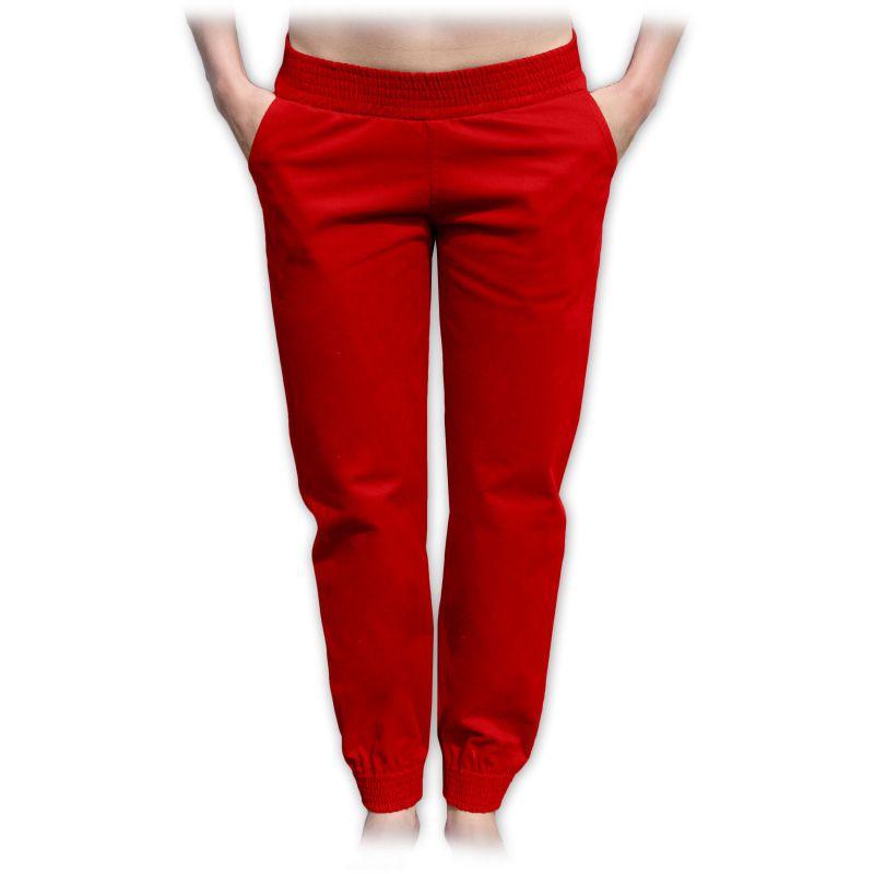 těhotenské rifle jeans džíny denim kalhoty pro těhotné barevné L/XL