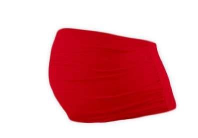 Schwangerschaftsband, rot