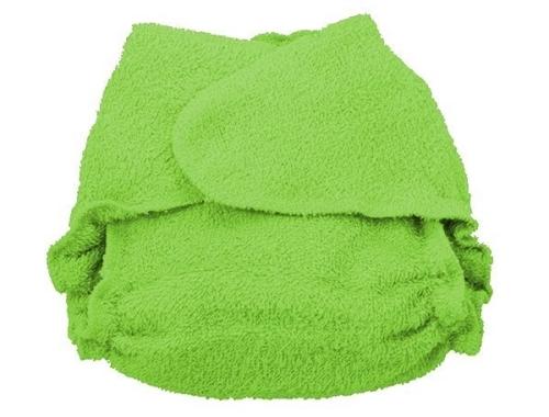 Látková plena PASTELKA, bavlněná, UNI velikost, zelená