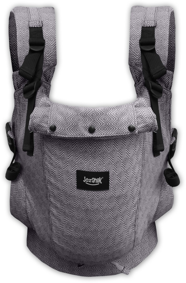 DAN- ergonomic toddler carrier, grey