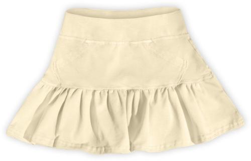 Girl's skirt, beige