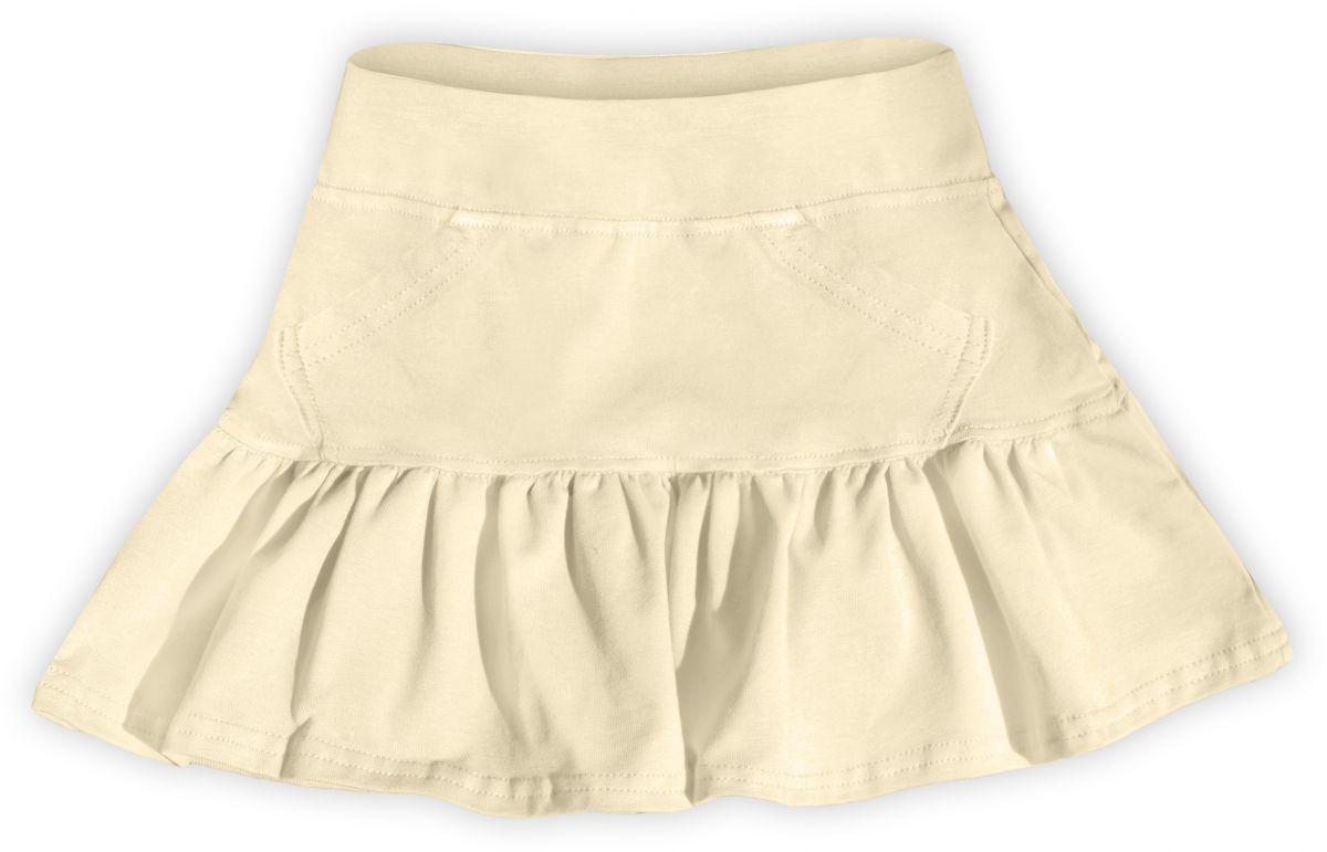 Dívčí (dětská) sukně,  CAFFE LATTE (BÉŽOVÁ)