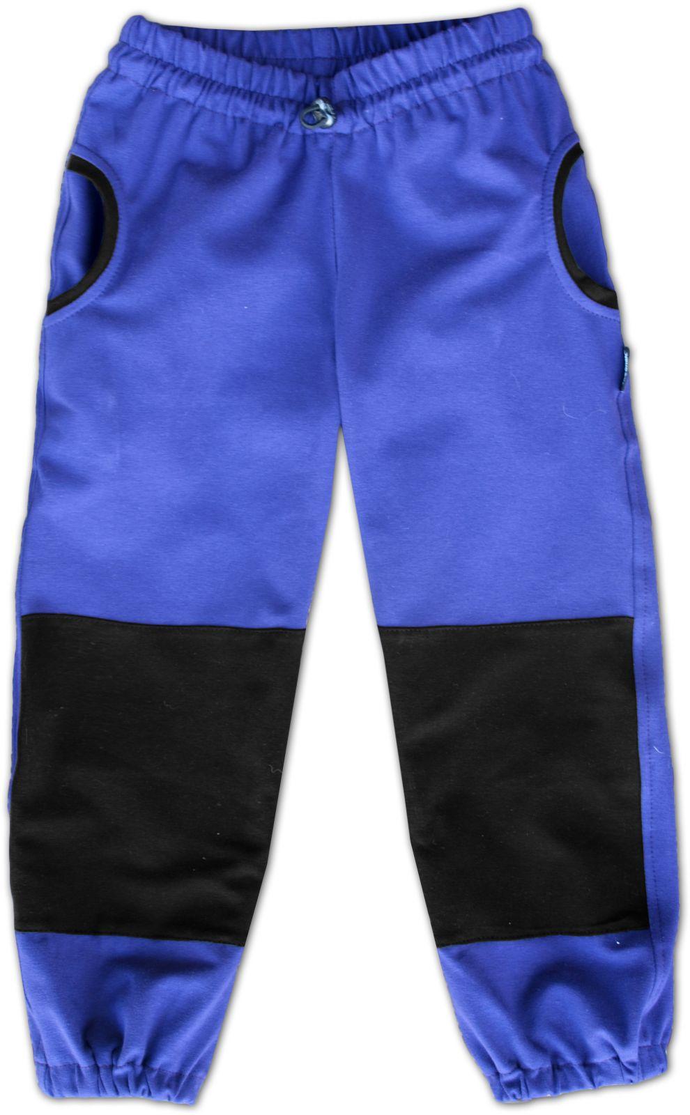 Trainingshose für Kinder, violett/schwarz