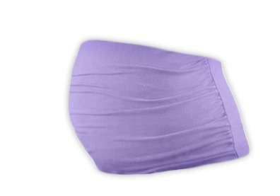Těhotenský pás levandulový s/m