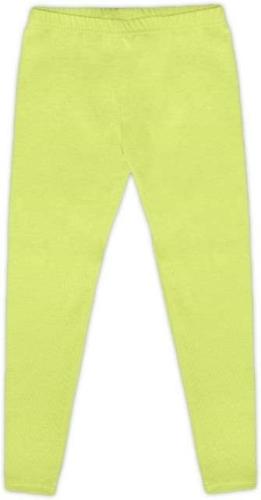 Children's leggings, light green