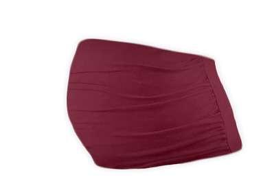 Těhotenský pás bordo l/xl