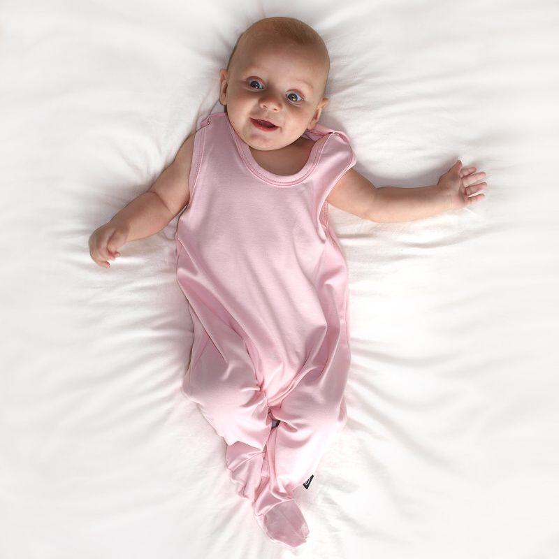 Strampler für Babys, hellrosa