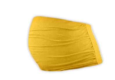 Těhotenský pás žlutooranžový l/xl