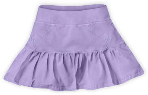 Girl's skirt, lavender