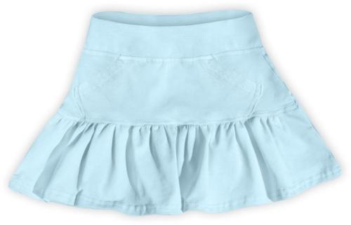 Dievčenské (detská) sukne, SVETLE MODRÁ