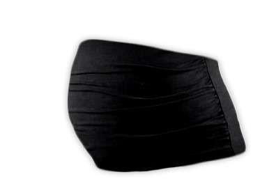 Maternity belly belt, BLACK
