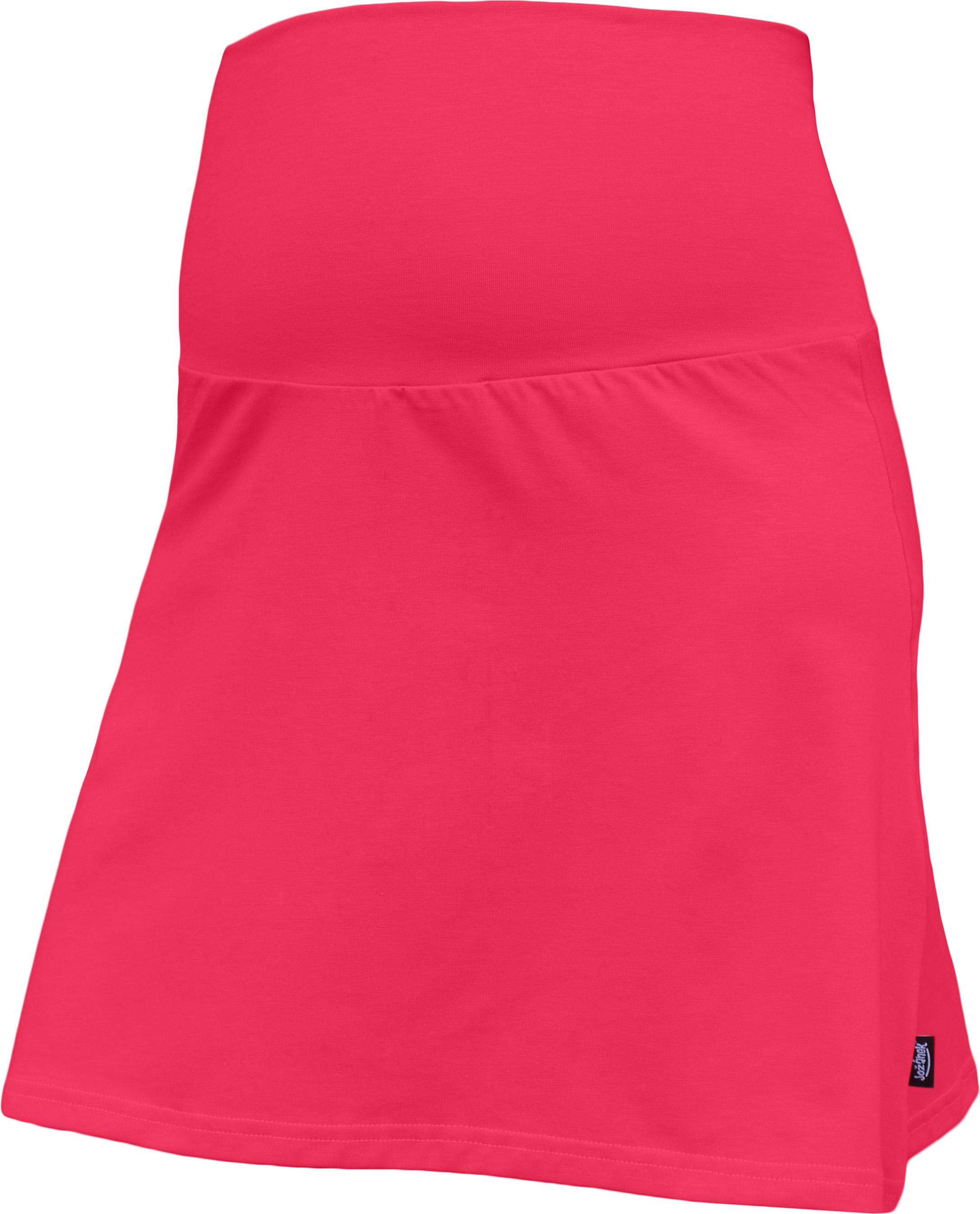 Těhotenská sukně Jolana, lososově růžová