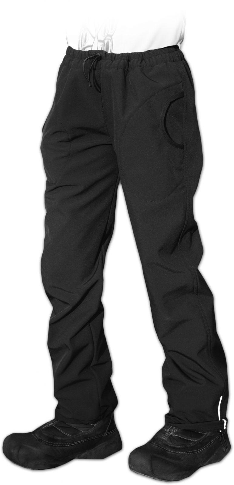 Dětské softshellové kalhoty 140