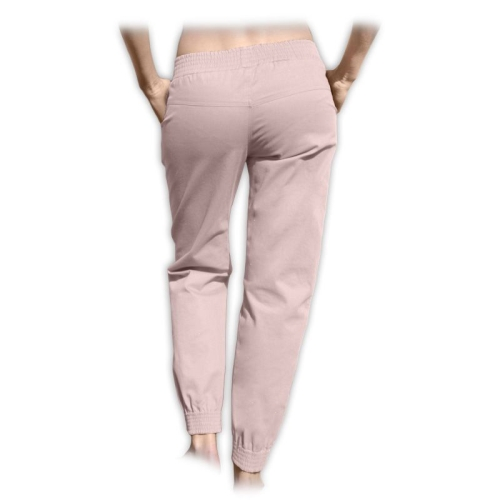 těhotenské rifle jeans džíny denim kalhoty pro těhotné 44