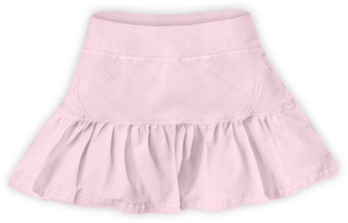 Girl's skirt, light pink