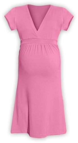 SARLOTA- Umstandskleid, rosa