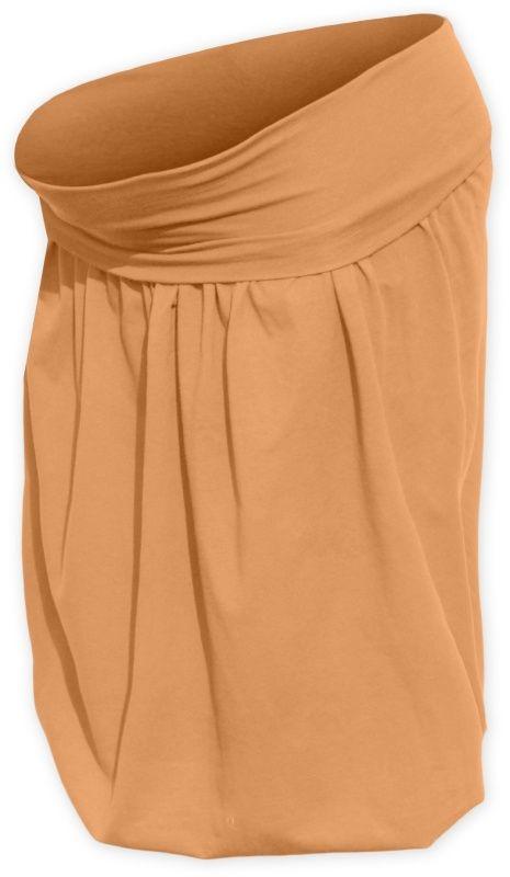 SABINA- maternity balloon skirt, APRICOT