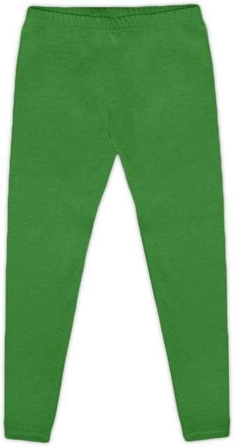 LEGÍNY dětské, tm. zelená 110