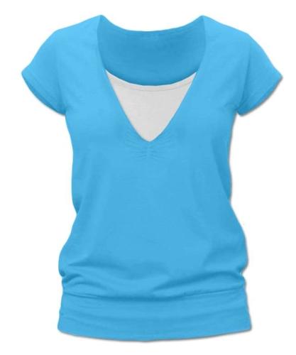 Kojicí tričko KARLA, krátký rukáv