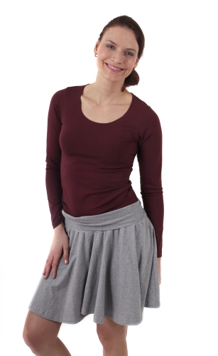 Těhotenská sukně kolová Olga