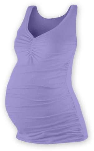 Tehotenské tielko Tatiana, svetlo fialovej